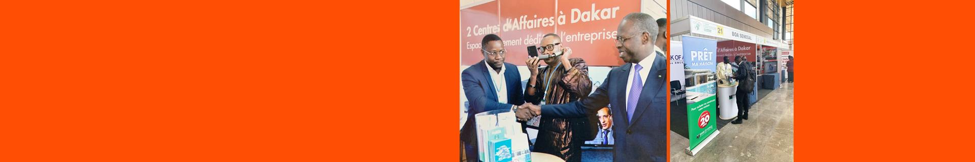 BANK OF AFRICA – SENEGAL au Salon SENHABITAT 2020