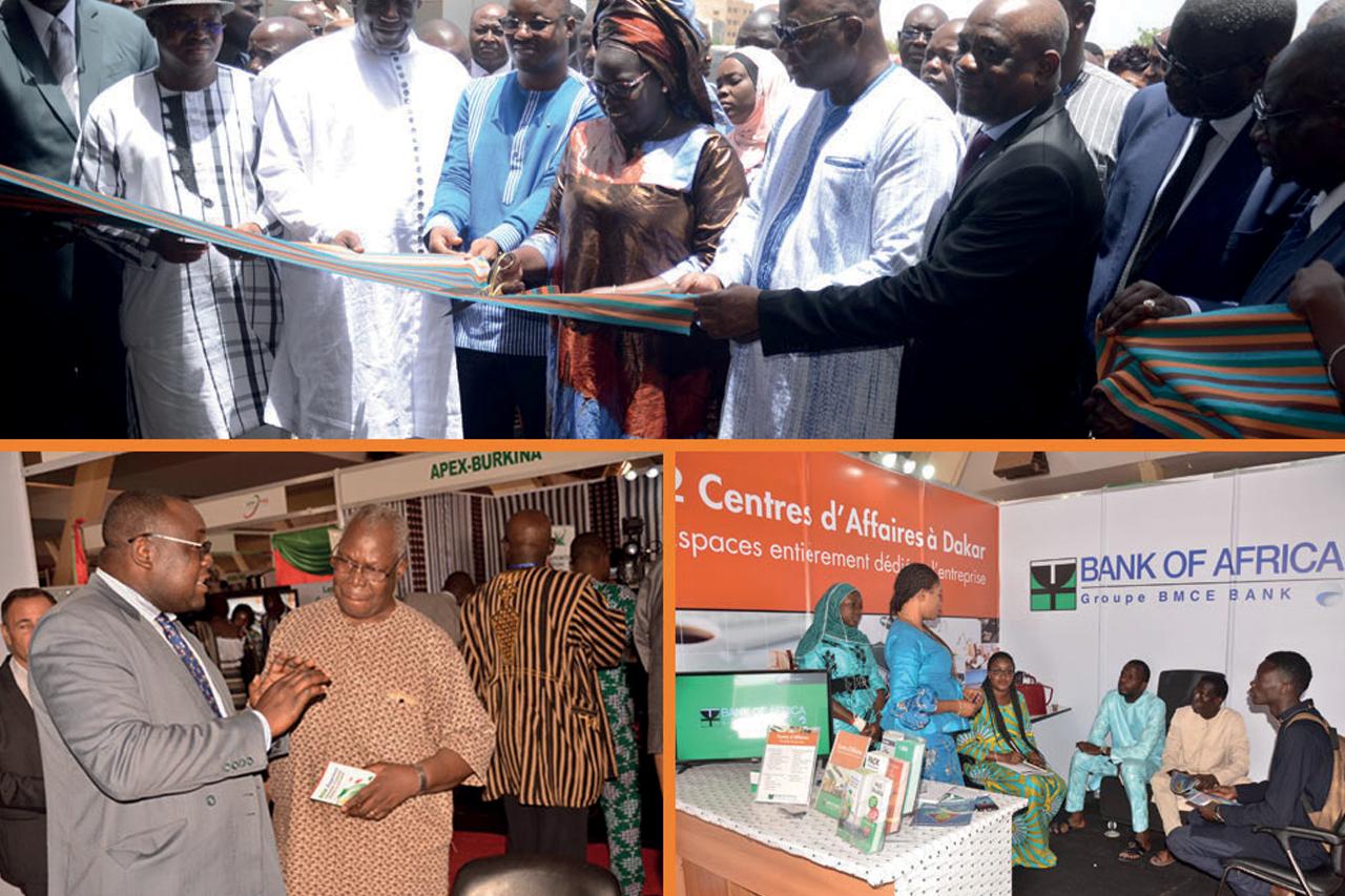 BOA SENEGAL partenaire des journées de Promotion Economique et Commerciale du Burkina