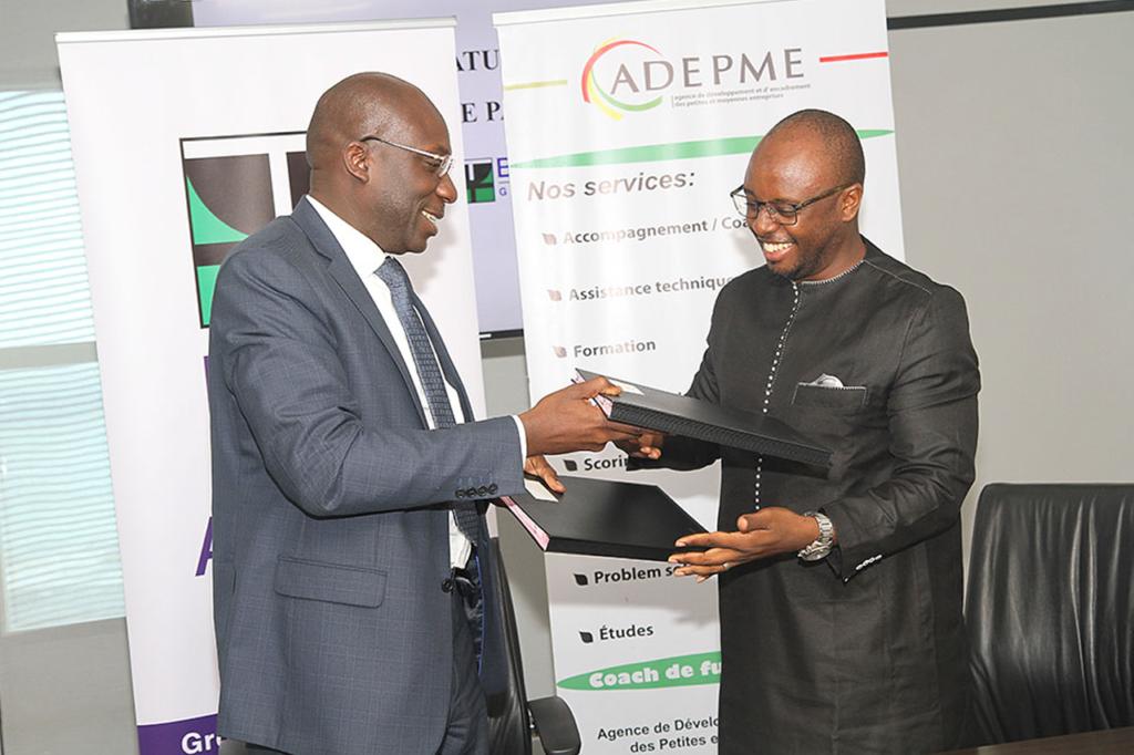 Partenariat entre BOA SENEGAL et l'Agence pour le Développement box