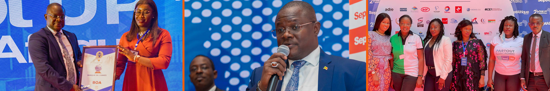 BOA-SENEGAL à la seconde édition du MeetUp de Media Sept Afrique